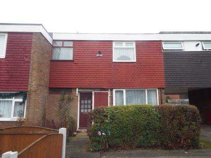3 Bedrooms Terraced House for sale in Dee Court, Liverpool, Merseyside, Uk, L25