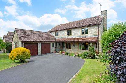 4 Bedrooms Detached House for sale in West Coker, Somerset, Yeovil