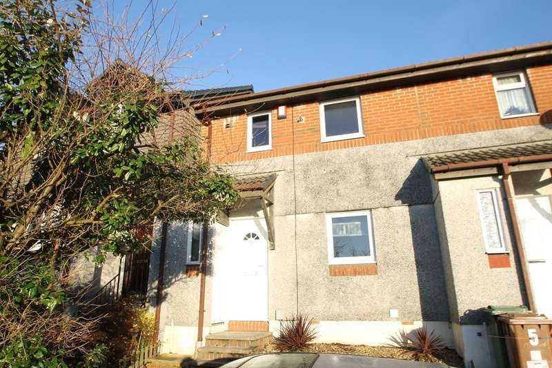 2 Bedrooms Terraced House for sale in Manorfields