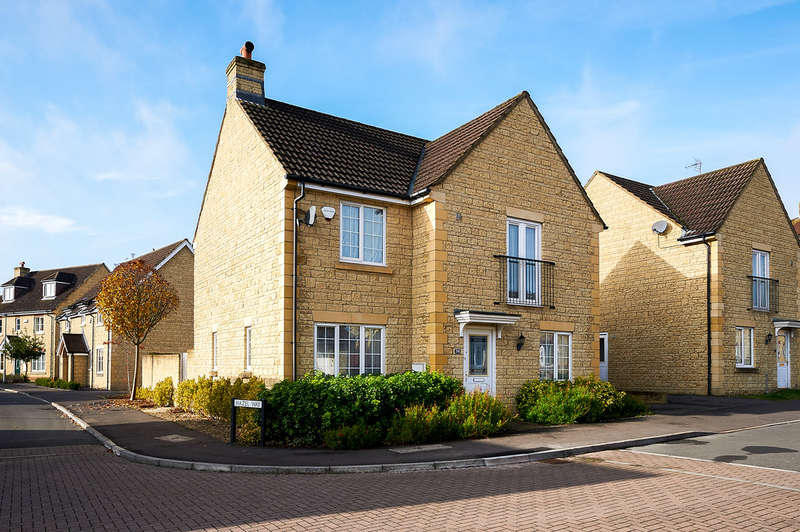 4 Bedrooms Detached House for sale in Corsham