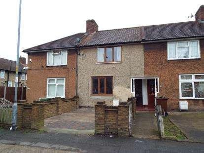 2 Bedrooms Terraced House for sale in Dagenham, Essex, .