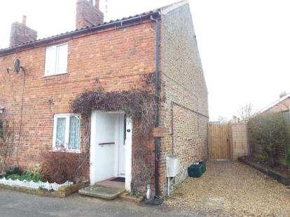 2 Bedrooms End Of Terrace House for sale in Snettisham, King's Lynn, Norfolk