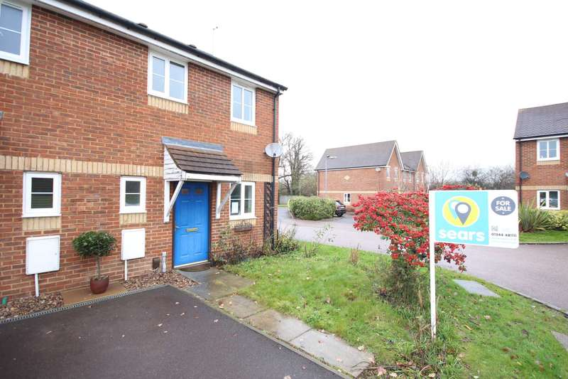 2 Bedrooms Semi Detached House for sale in Chuff Corner, Warfield