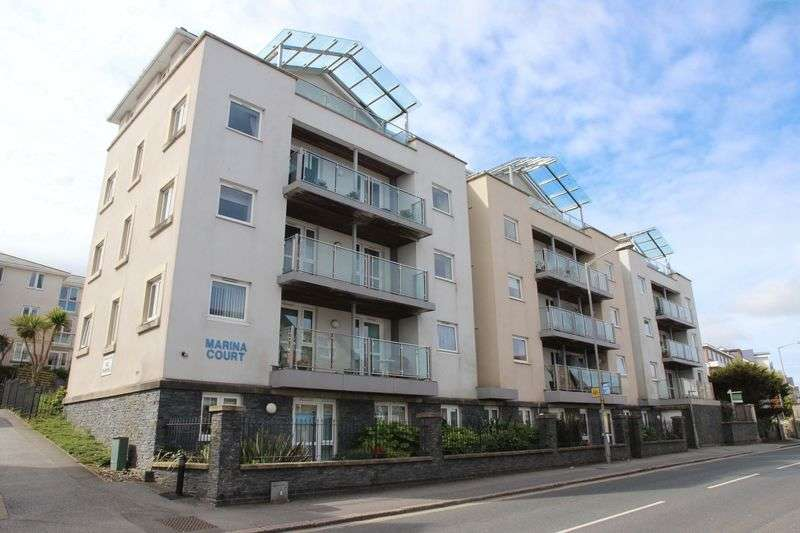 1 Bedroom Retirement Property for sale in Marina Court, Newquay