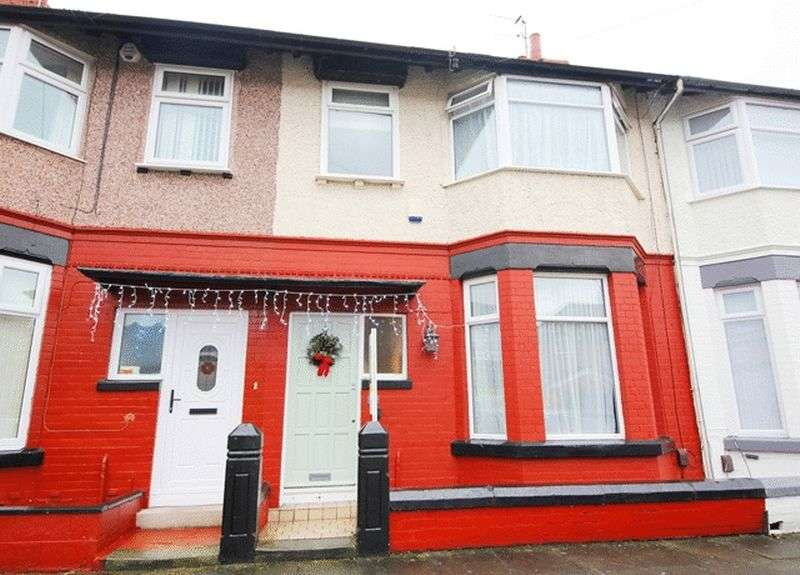 3 Bedrooms House for sale in Beechdale Road, Mossley Hill, Liverpool, L18