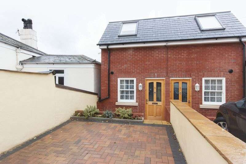 2 Bedrooms Semi Detached House for sale in Oxford Road, Exeter