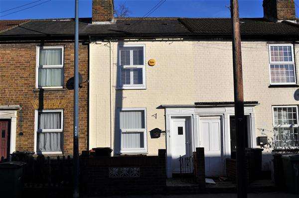 2 Bedrooms Terraced House for sale in Maidstone ME14