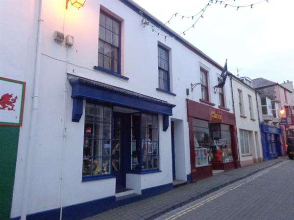 Commercial Property for sale in Upper Frog Street, Tenby