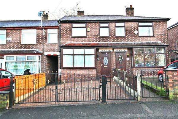 2 Bedrooms Terraced House for sale in Kearsley Rd, Manchester