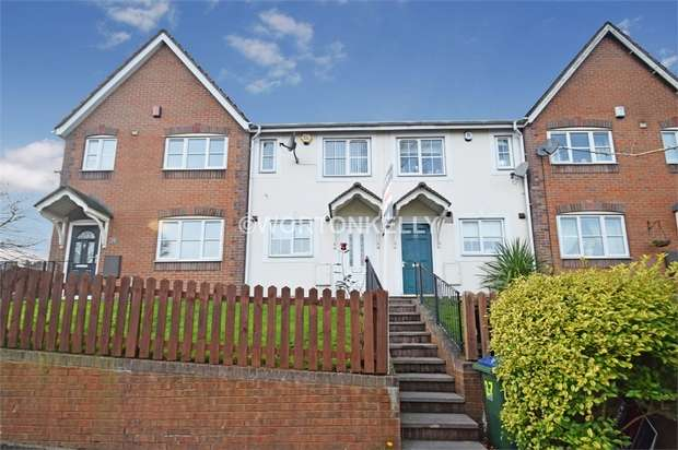 2 Bedrooms Terraced House for sale in Siddons Way, WEST BROMWICH, West Midlands