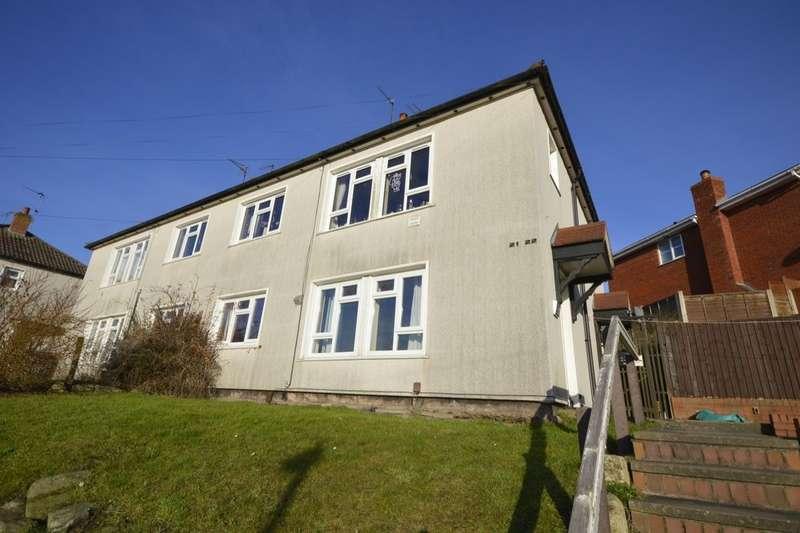 2 Bedrooms Flat for sale in Furlong Walk, Lower Gornal, Dudley, DY3