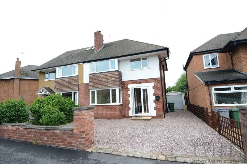3 Bedrooms Semi Detached House for rent in Ennisdale Drive, West Kirby, Wirral
