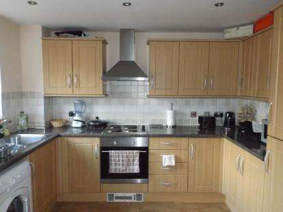 2 Bedrooms Flat for sale in Station View, Little Station Street, Walsall, West Midlands