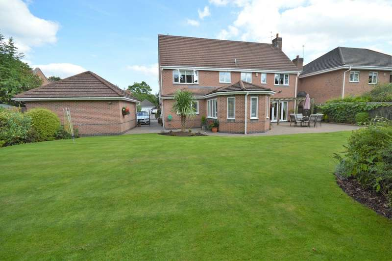 5 Bedrooms Detached House for sale in Washington Close, Cheadle Hulme