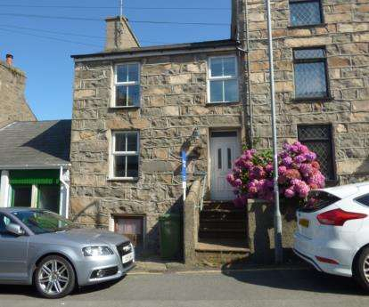 2 Bedrooms Terraced House for sale in Stryd Y Ffynnon, Nefyn, Pwllheli, Gwynedd, LL53