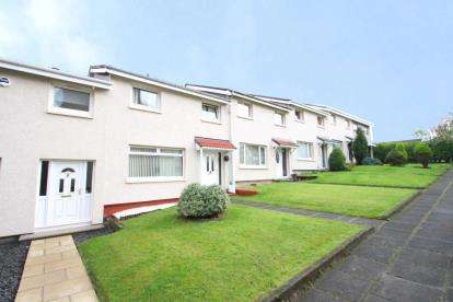 3 Bedrooms Terraced House for sale in Ballochmyle, Calderwood
