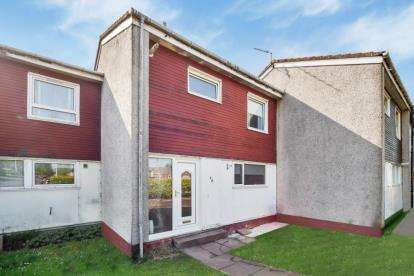 3 Bedrooms Terraced House for sale in North Berwick Crescent, Greenhills