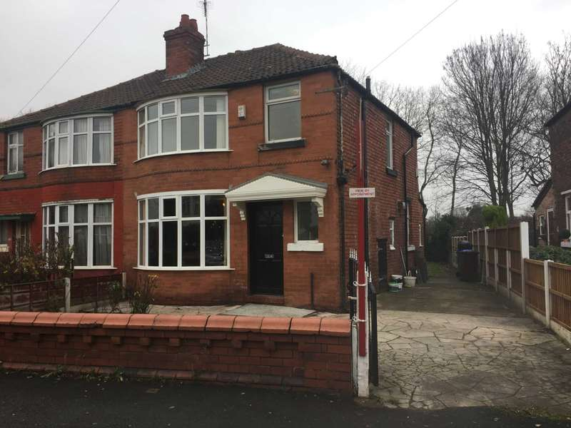 3 Bedrooms Semi Detached House for sale in Mornington Crescent, Fallowfield