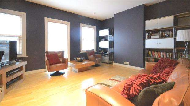 2 Bedrooms Apartment Flat for sale in Caversham Road, Reading, Berkshire