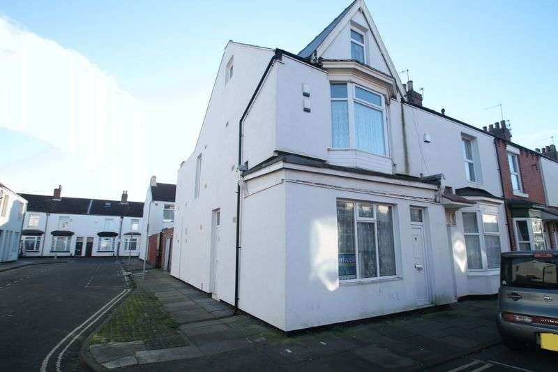 4 Bedrooms Terraced House for sale in Princes Road, Middlesbrough