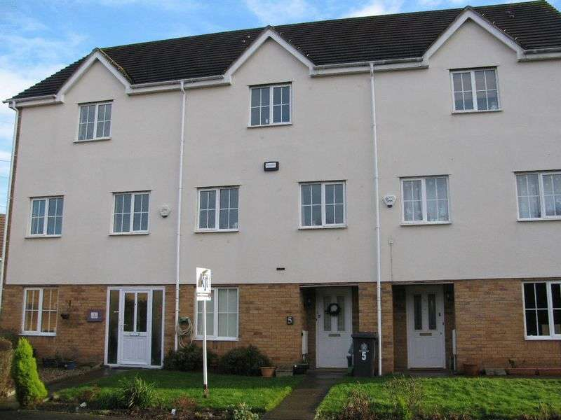 3 Bedrooms Terraced House for sale in Evergreen Walk, Gloucester