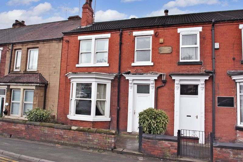 3 Bedrooms Terraced House for sale in Southgate, Pontefract