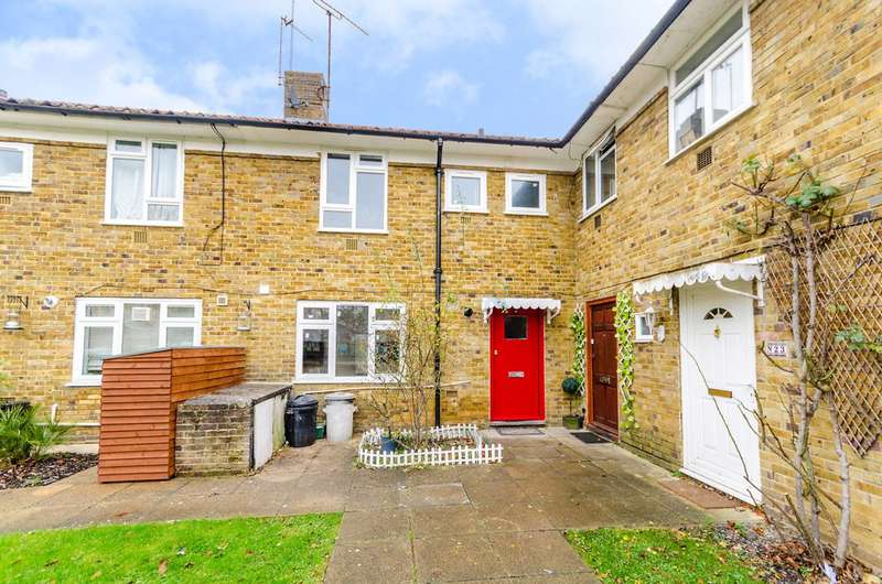 3 Bedrooms House for sale in Stroud Crescent, Putney, SW15