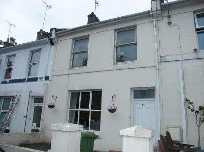 3 Bedrooms Terraced House for sale in Torquay, Devon