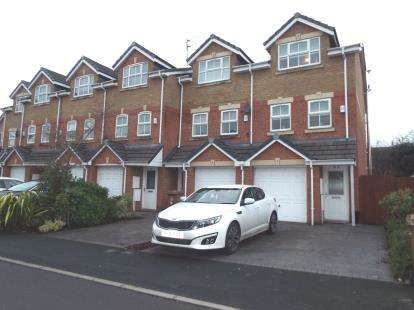 3 Bedrooms End Of Terrace House for sale in Darent Road, Haydock, St. Helens, Merseyside