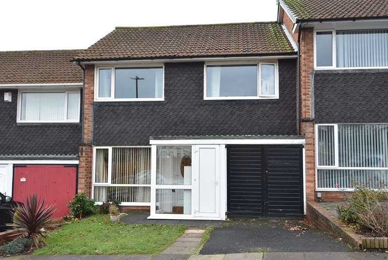 3 Bedrooms Town House for sale in Mytton Road, Bournville, Birmingham