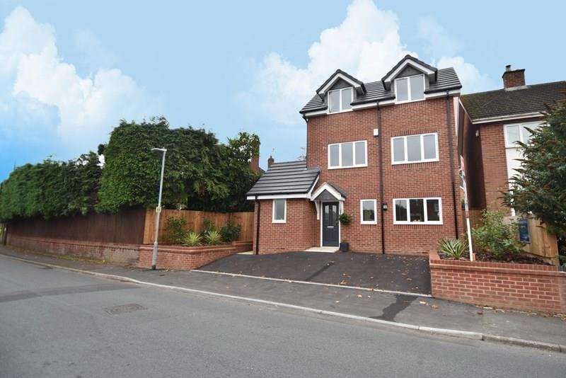 3 Bedrooms Detached House for sale in Willow Road, Bromsgrove