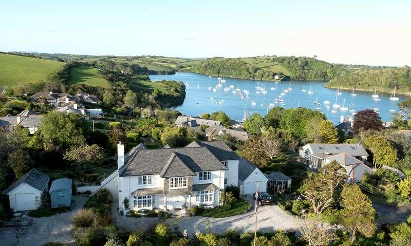 5 Bedrooms Detached House for sale in Freshwater Lane, St Mawes