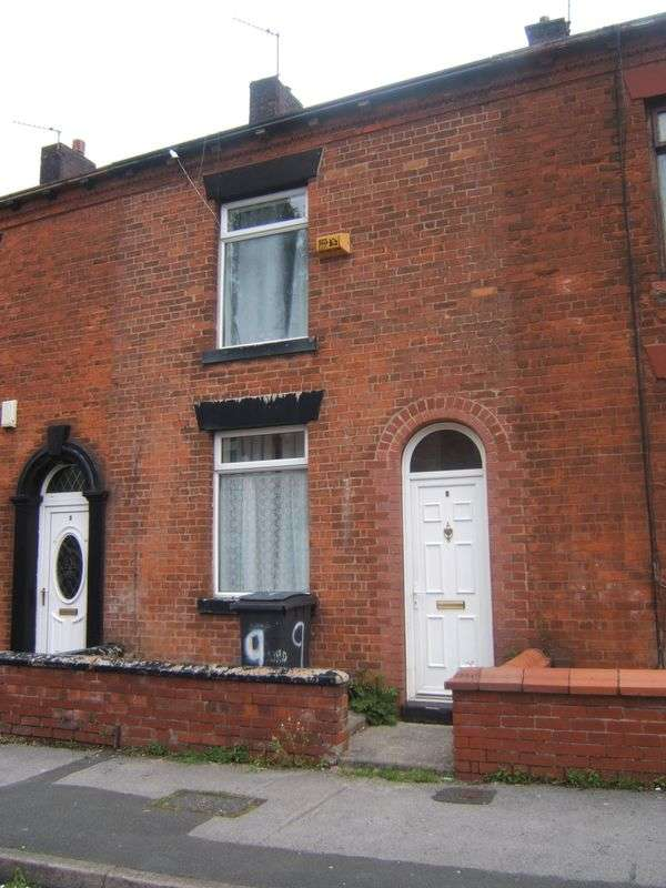 2 Bedrooms Terraced House for rent in Osmond Street, Oldham