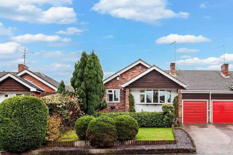 3 Bedrooms Bungalow for sale in St Johns Road, Congleton
