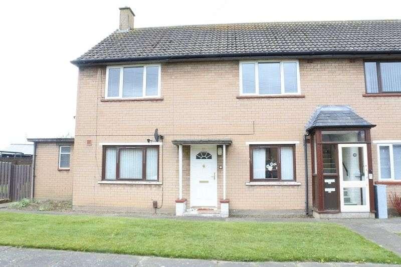 2 Bedrooms Flat for sale in Ellesmere Way, Carlisle
