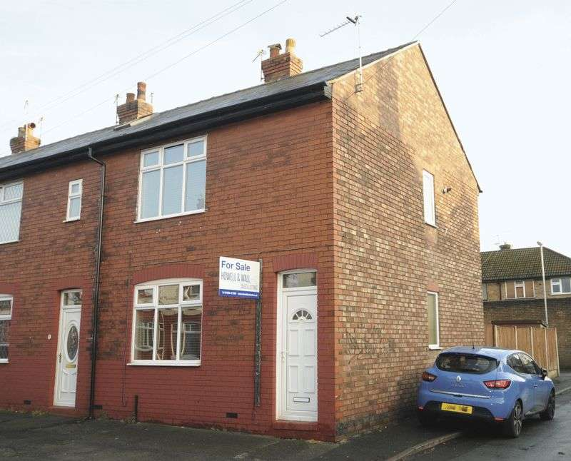2 Bedrooms House for sale in Rock Road, Latchford, Warrington