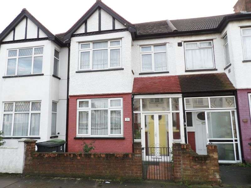 3 Bedrooms Terraced House for sale in Perth Road, Wood Green N22