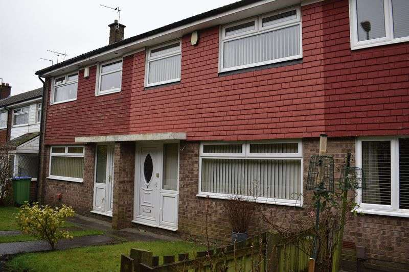 3 Bedrooms Terraced House for sale in Tamar Way, Heywood