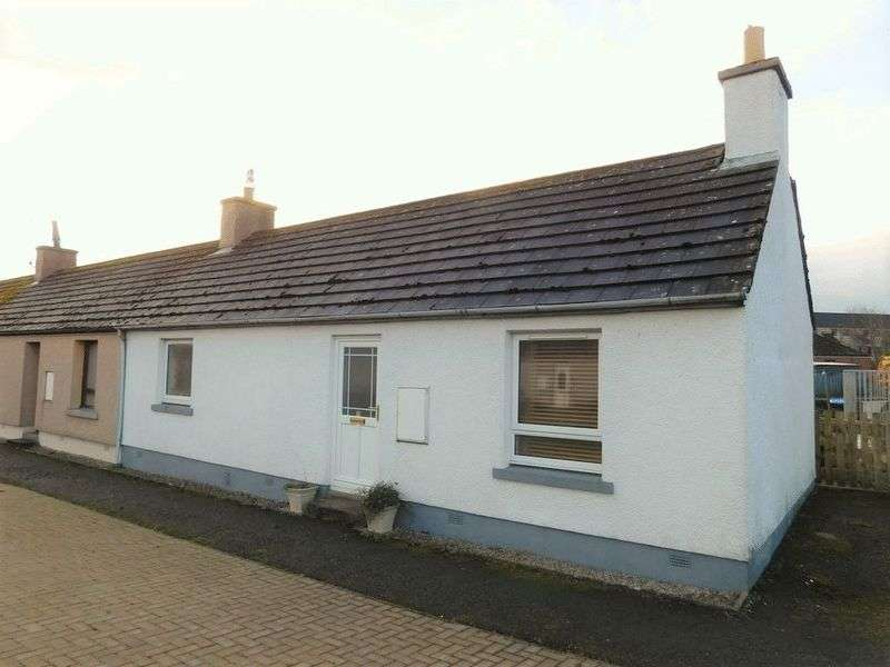 1 Bedroom Semi Detached Bungalow for sale in Provost Sinclair Road, Thurso