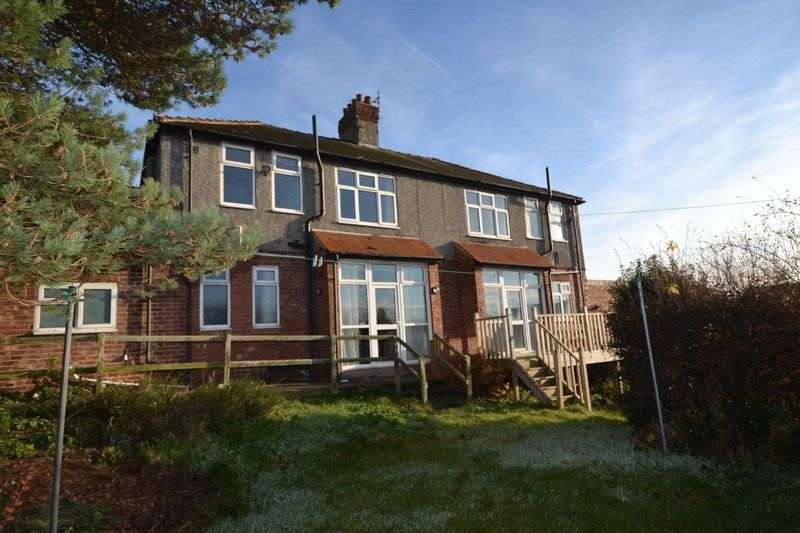 4 Bedrooms Semi Detached House for sale in West View, Ashington