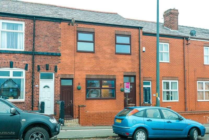 3 Bedrooms Terraced House for sale in Warrington Road, Wigan