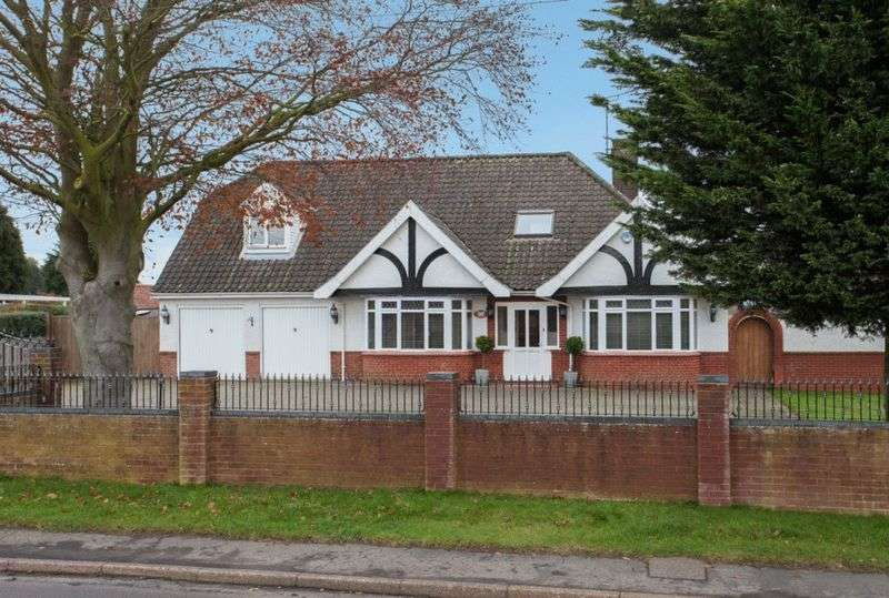 4 Bedrooms Detached House for sale in Newton St Faith, Norwich