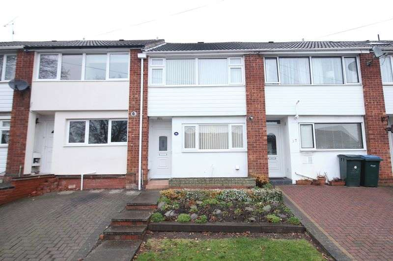3 Bedrooms Terraced House for sale in Caithness Close, Coventry