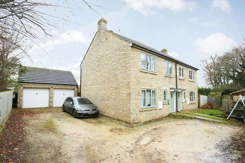 3 Bedrooms Semi Detached House for sale in Bewley Lane, Lacock