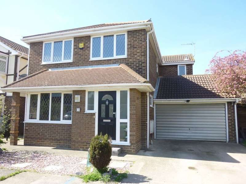 4 Bedrooms Detached House for sale in Voorburg Road, Canvey Island, SS8