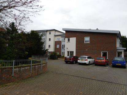 2 Bedrooms Flat for sale in 2 Beech Avenue, Southampton, Hampshire.