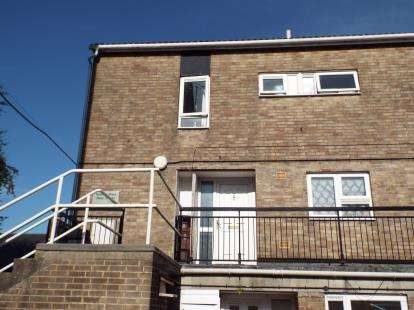 2 Bedrooms Maisonette Flat for sale in Chard, Somerset