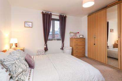 2 Bedrooms Flat for sale in Saddlery Way, Chester, Cheshire, CH1