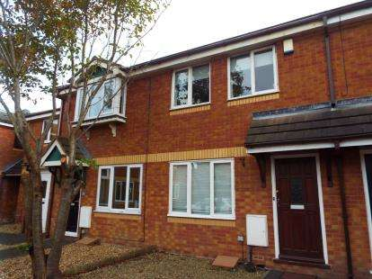 2 Bedrooms Terraced House for sale in Linden Mews, Lytham St. Annes, Lancashire, FY8