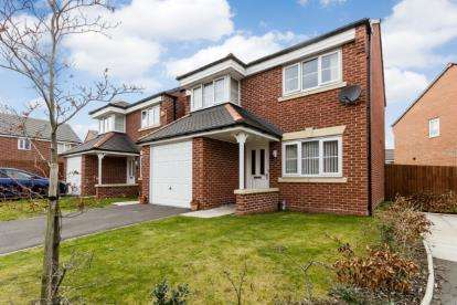 3 Bedrooms Detached House for sale in Westfields Drive, Bootle, Merseyside, L20